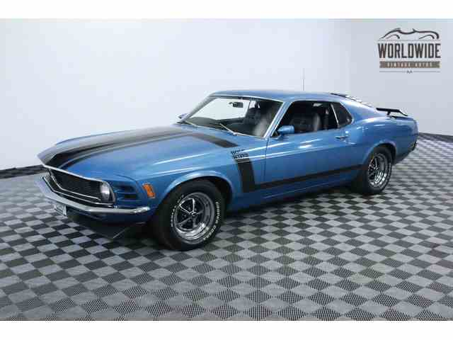 1970 Ford Mustang | 919895