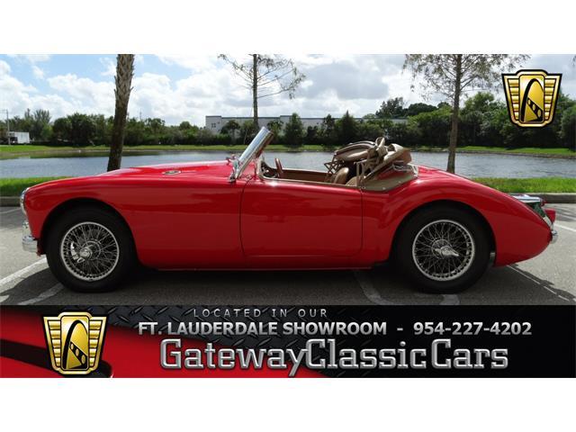 1961 MG MGA | 919899