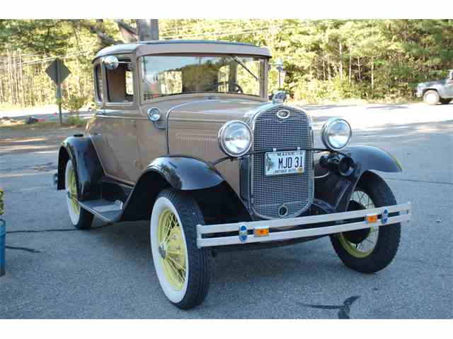 1931 Ford Model A | 910990