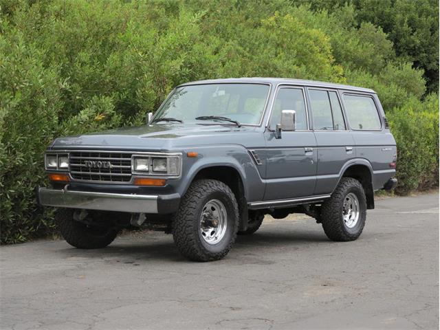 1988 Toyota Land Cruiser FJ | 919902