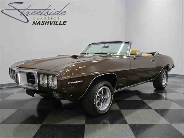 1969 Pontiac Firebird | 919909