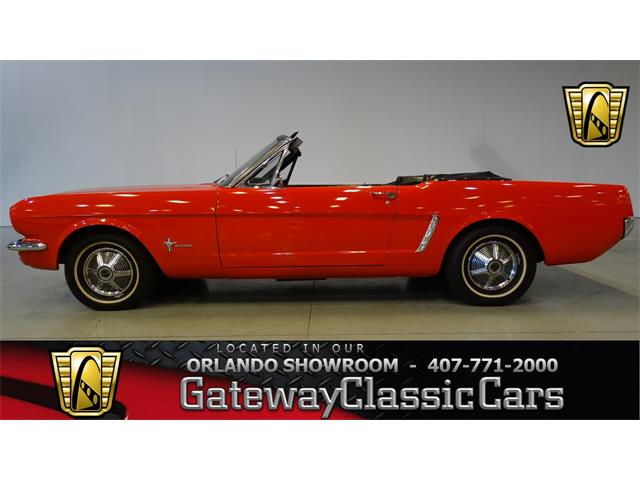 1965 Ford Mustang   919915