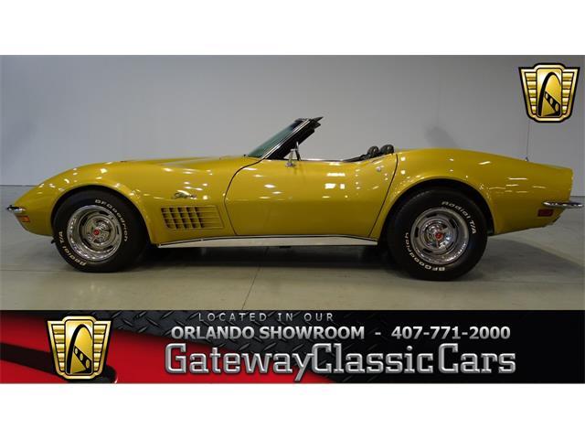 1972 Chevrolet Corvette | 919925