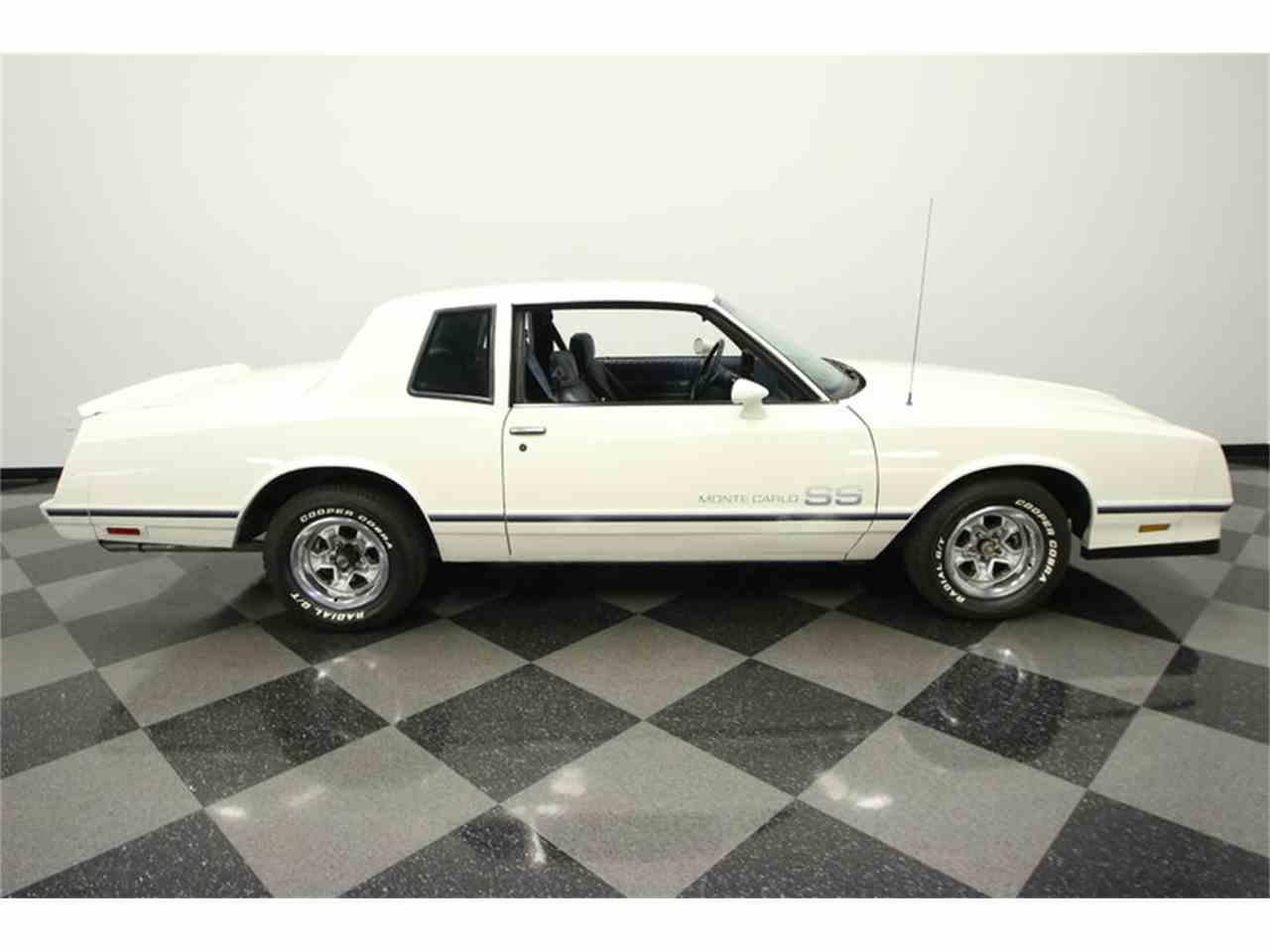 1984 chevrolet monte carlo ss for sale cc 919930. Black Bedroom Furniture Sets. Home Design Ideas