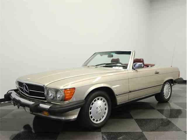 1987 Mercedes-Benz 560SL | 919934