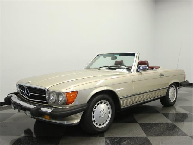 1987 Mercedes-Benz 560SL | 919934