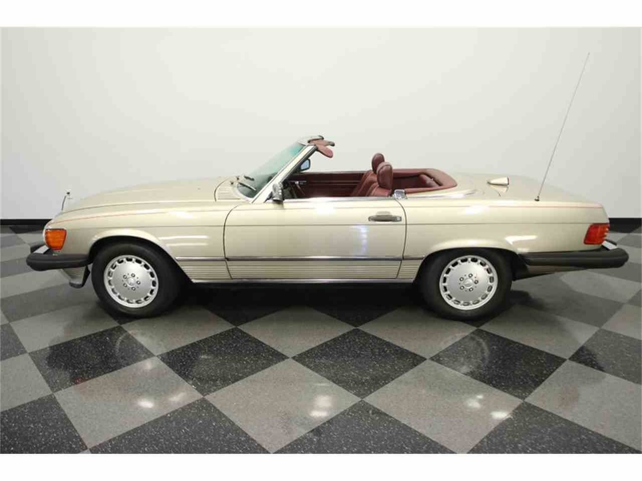 1987 Mercedes-Benz 560SL for Sale - CC-919934