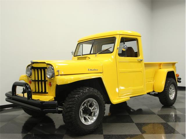 1955 Willys Pickup | 919937