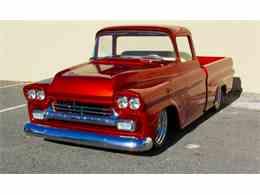 Picture of '59 Fleetside Custom Pickup Truck  - JPTV