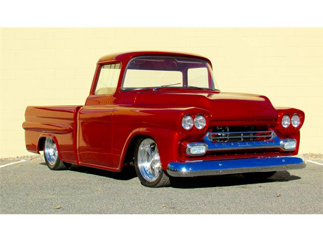 1959 Chevrolet  Fleetside Custom Pickup Truck  | 919939