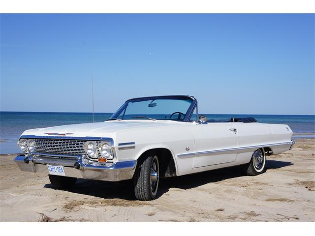 1963 Chevrolet Impala Ragtop | 910994