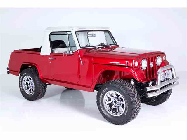 1969 Jeep Commando Custom  | 919953