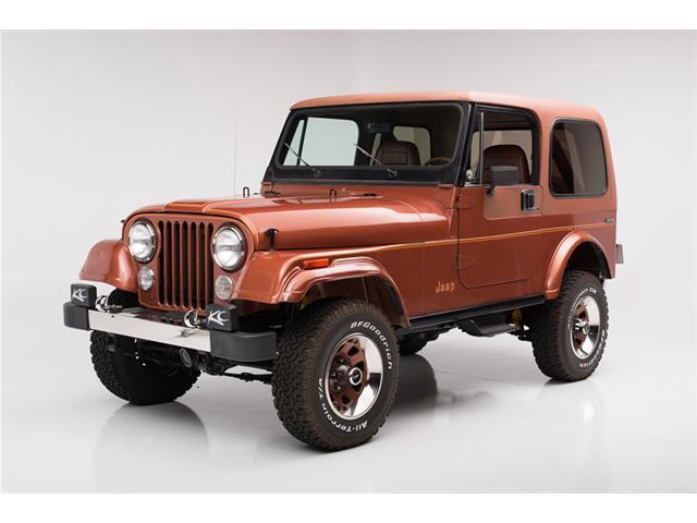 1983 Jeep CJ-7 LIMITED Edition  | 919958