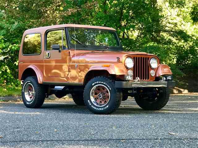 1983 Jeep CJ7 | 919958