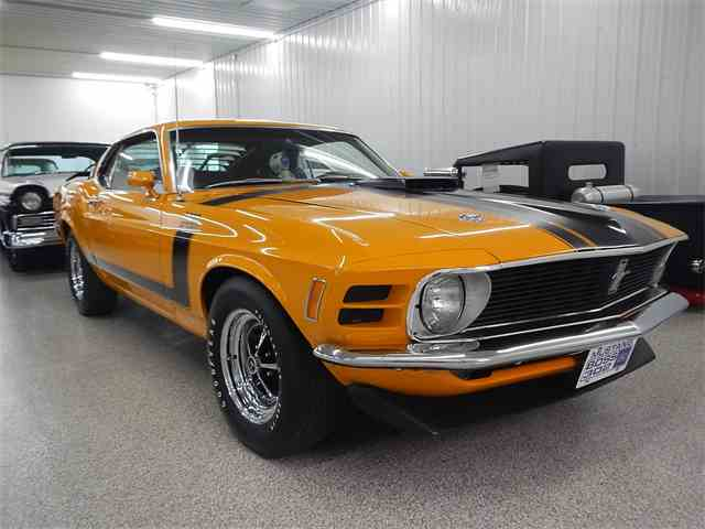 1970 Ford Mustang | 919961