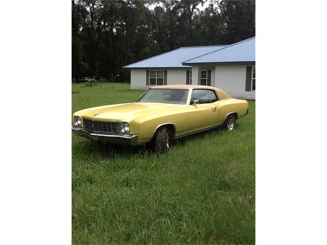 1972 Chevrolet Monte Carlo | 910998