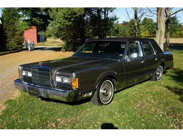 1989 Lincoln Town Car | 919998