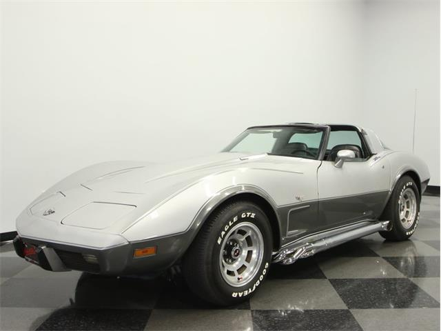 1978 Chevrolet Corvette 25th Anniversary | 920100