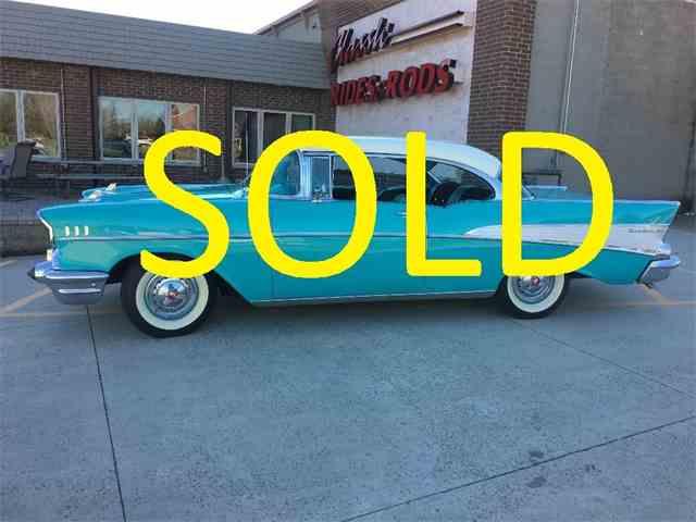 1957 Chevrolet Bel Air | 921000