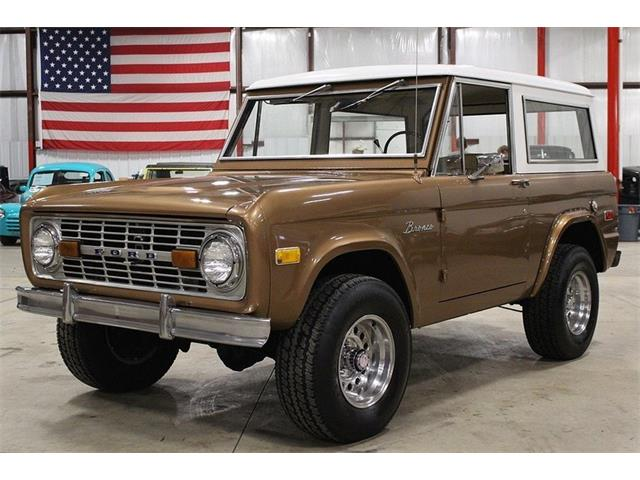 1976 Ford Bronco | 921004