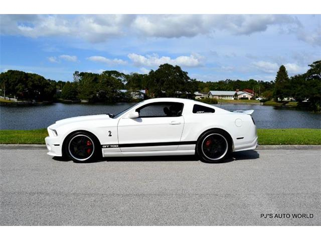 2011 Shelby GT500 | 921005