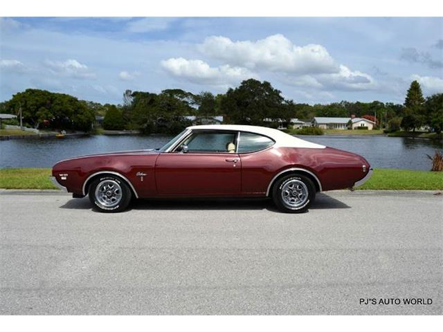 1969 Oldsmobile Cutlass | 921009
