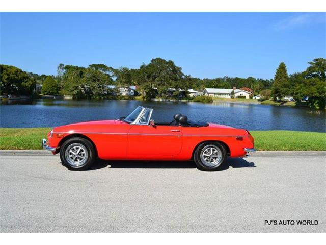 1974 MG MGB | 921012