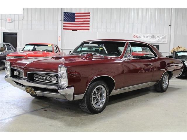 1967 Pontiac GTO | 921013