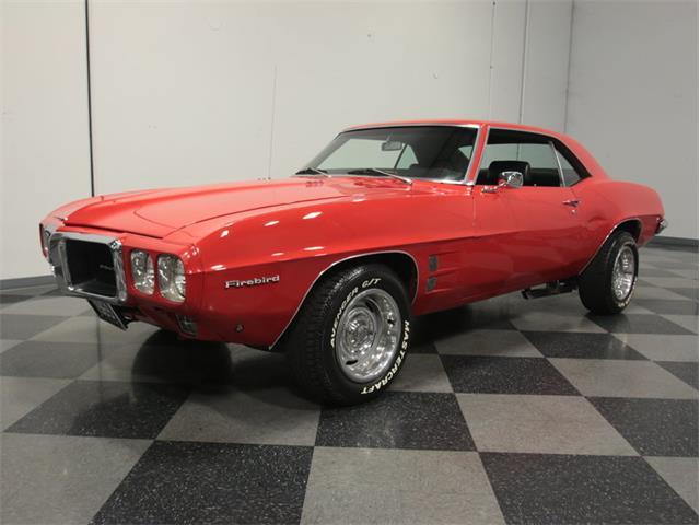 1969 Pontiac Firebird | 921015