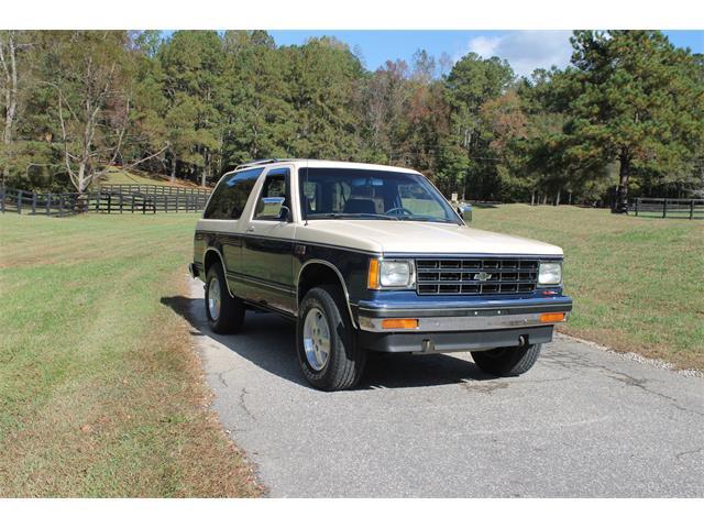 1989 Chevrolet Blazer | 921024