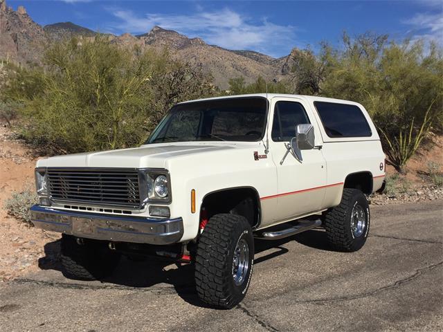 1977 Chevrolet Blazer | 921025