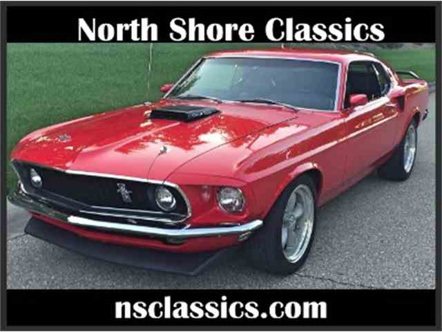 1969 Ford Mustang | 921028