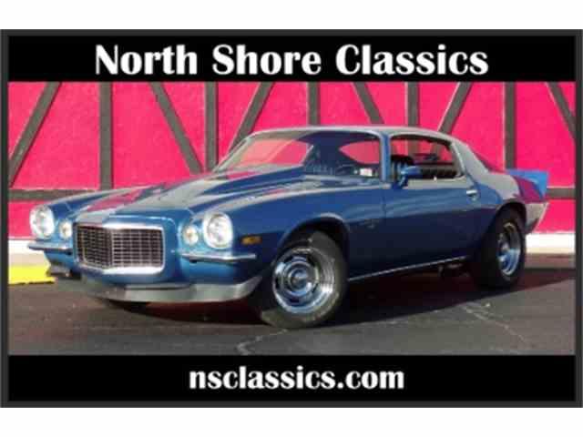 1971 Chevrolet Camaro | 921029