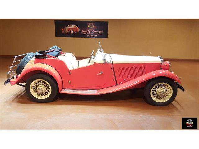 1952 MG TD | 921033