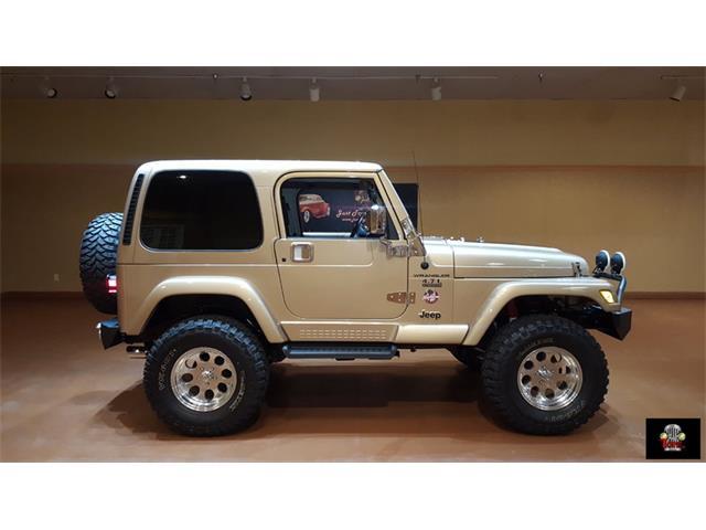 2000 Jeep Wrangler | 921035
