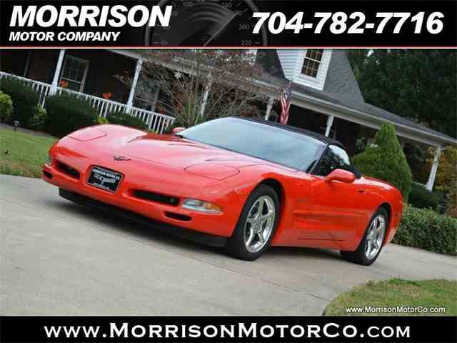2004 Chevrolet Corvette | 921038