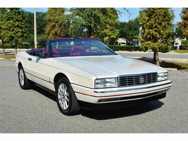1989 Cadillac Allante | 921040