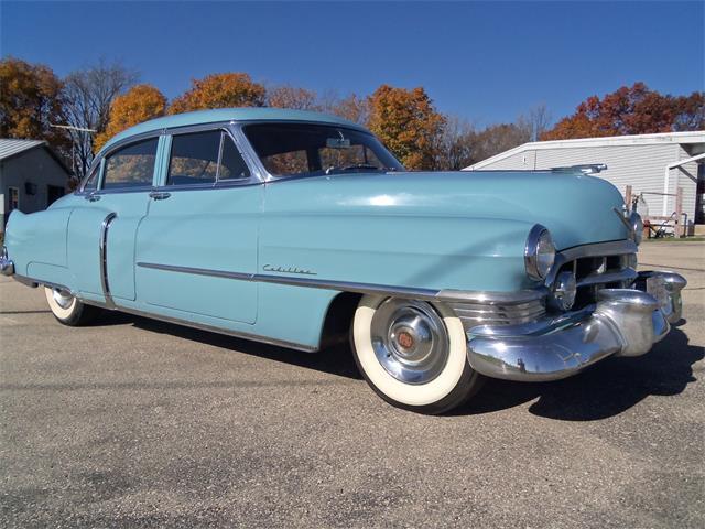 1950 Cadillac Series 62 | 921041