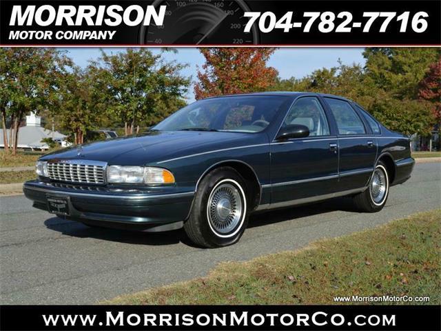 1996 Chevrolet Caprice | 921043
