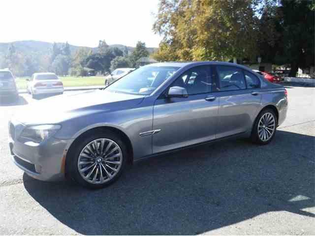 2012 BMW 7 Series | 921052