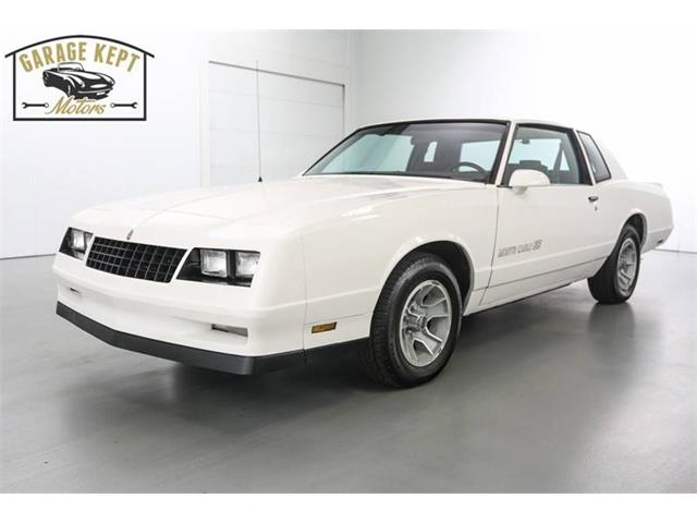 1986 Chevrolet Monte Carlo | 921055