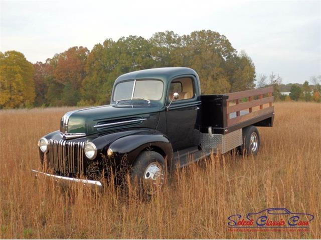 1947 Ford Stake Side Dually | 920107