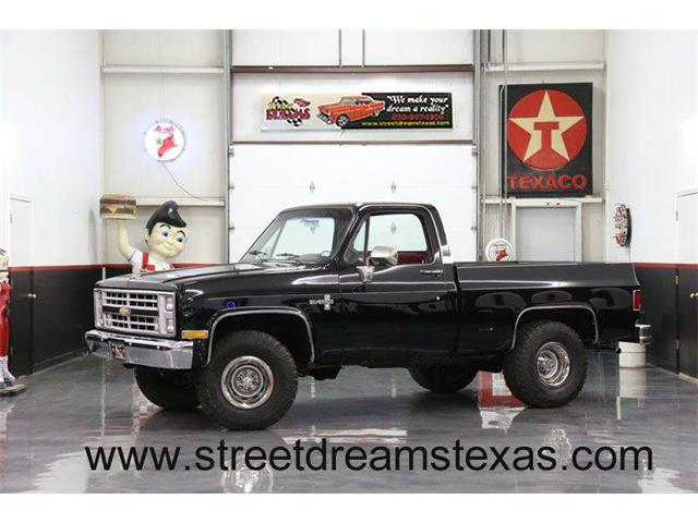 1986 Chevrolet C/K 10 | 921070