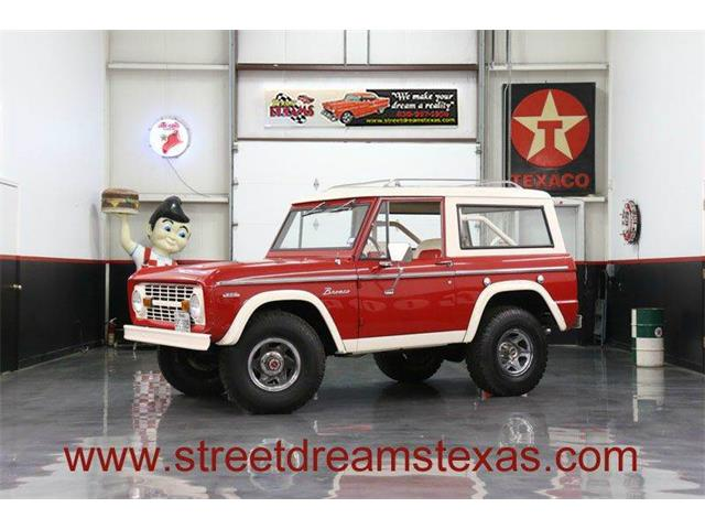 1969 Ford Bronco | 921071
