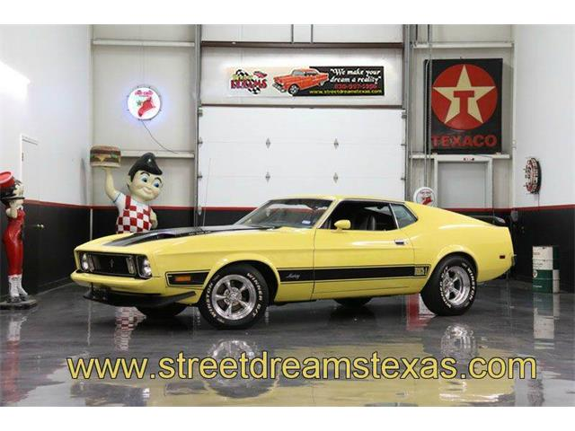 1973 Ford Mustang   921074