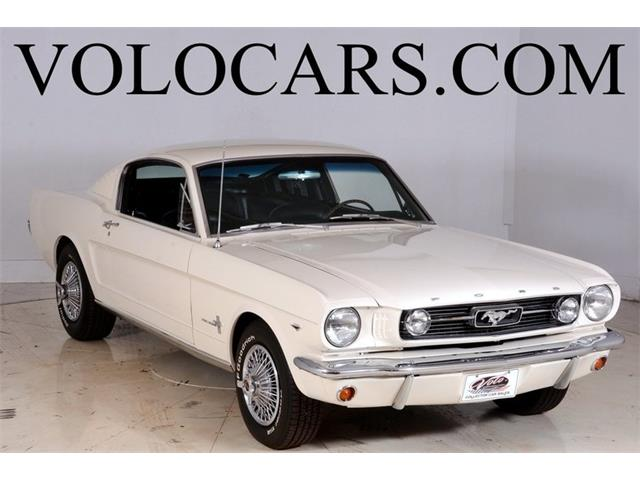 1966 Ford Mustang | 921123