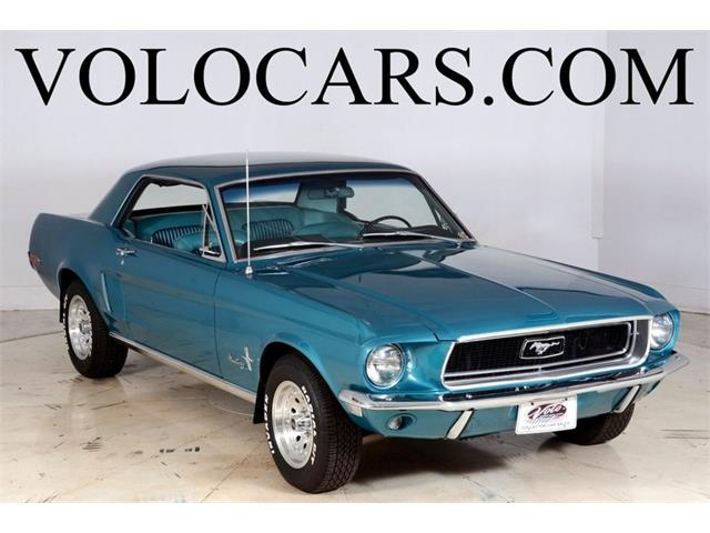 1968 Ford Mustang | 921124
