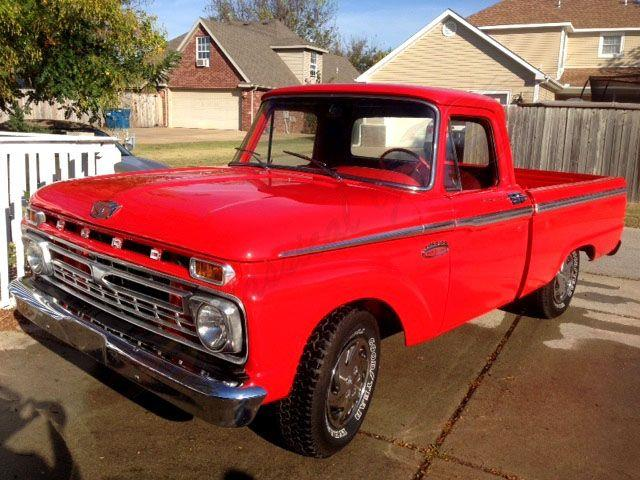 1966 Ford F100 | 921127