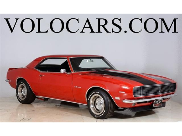 1968 Chevrolet Camaro RS | 921129
