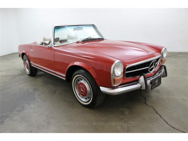 1969 Mercedes-Benz 280SL | 921133